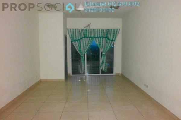For Rent Condominium at Zenith Residences, Kelana Jaya Leasehold Semi Furnished 3R/2B 1.7k