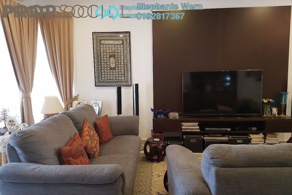 For Sale Townhouse at Odora Parkhomes, 16 Sierra Leasehold Semi Furnished 4R/4B 900k