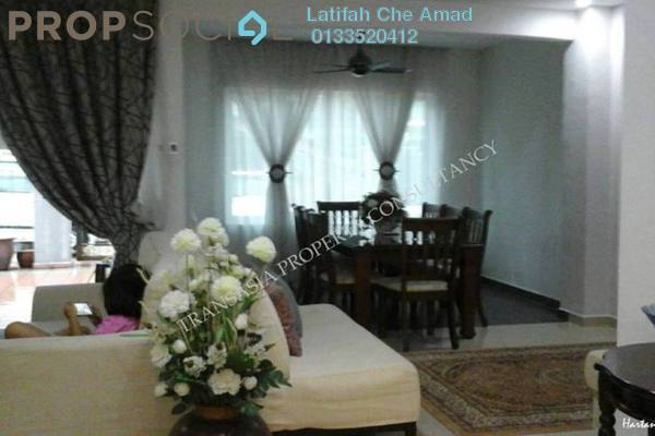 For Sale Terrace at Taman Puchong Prima, Puchong Freehold Semi Furnished 4R/3B 998k
