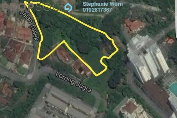 For Sale Land at Taman Desa Seputeh, Seputeh Freehold Unfurnished 0R/0B 15m