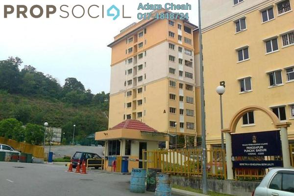 For Sale Condominium at Puncak Baiduri, Cheras South Leasehold Unfurnished 3R/2B 300k