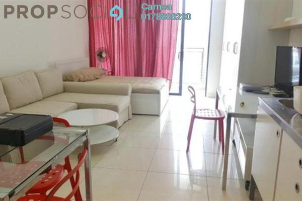 For Rent Serviced Residence at Nadi Bangsar, Bangsar Freehold Fully Furnished 0R/1B 2.5k