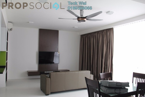 For Rent Condominium at The Capers, Sentul Freehold Fully Furnished 4R/4B 3.45k