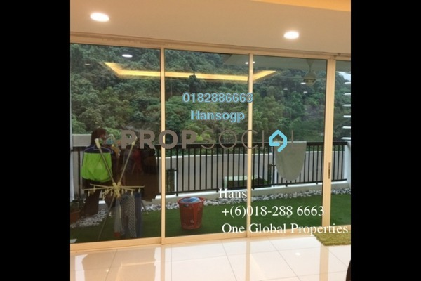 For Rent Condominium at Armanee Terrace I, Damansara Perdana Freehold Fully Furnished 3R/3B 3.9k