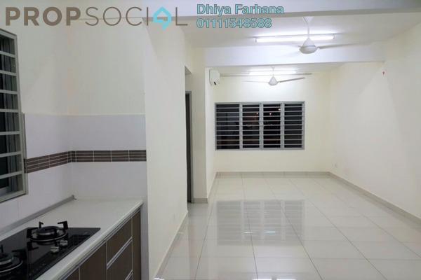 For Sale Condominium at Tiara ParkHomes, Kajang Freehold Semi Furnished 3R/2B 399k