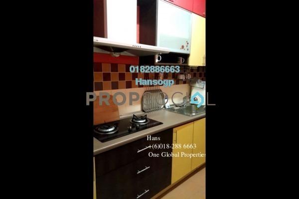 For Rent Condominium at Perdana Exclusive, Damansara Perdana Leasehold Fully Furnished 2R/1B 1.5k