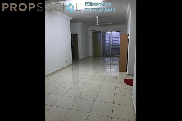 For Rent Condominium at Platinum Hill PV6, Setapak Freehold Semi Furnished 4R/2B 1.5k