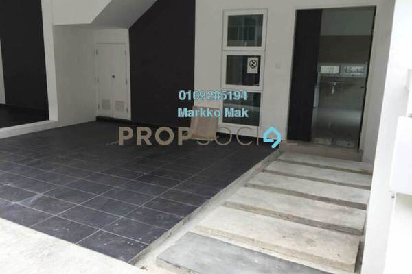 For Rent Semi-Detached at Canary Residence, Cheras Leasehold Semi Furnished 5R/5B 2.5k