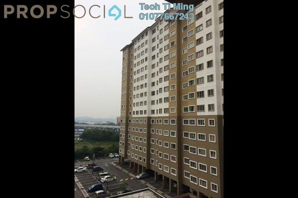 For Sale Condominium at Putra Suria Residence, Bandar Sri Permaisuri Leasehold Semi Furnished 3R/2B 325k