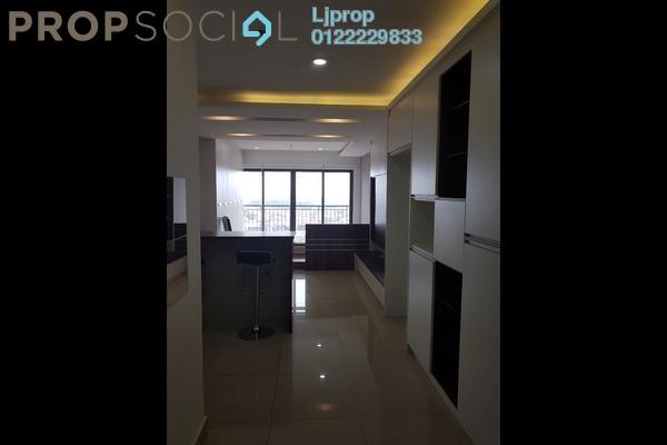 For Sale Condominium at PJ5 SOHO, Kelana Jaya Freehold Fully Furnished 1R/1B 355k
