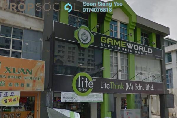 For Rent Shop at Taman Chai Leng, Seberang Jaya Freehold Unfurnished 0R/0B 500translationmissing:en.pricing.unit
