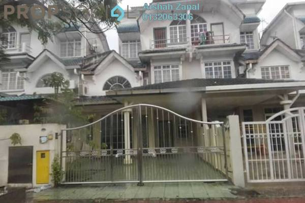 For Rent Terrace at Section 7, Shah Alam Leasehold Fully Furnished 5R/4B 2.3k