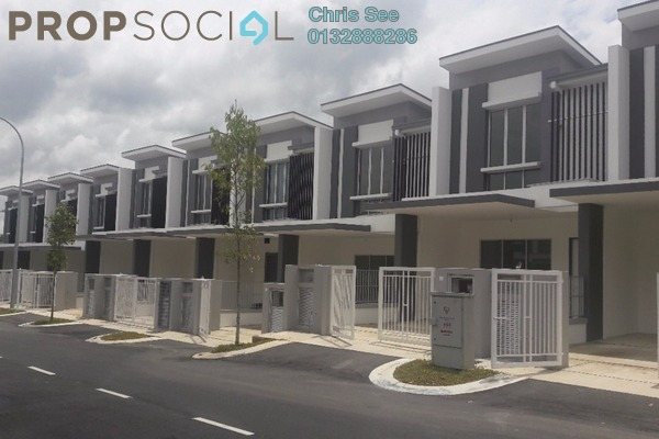 For Sale Terrace at Acacia Park, Rawang Leasehold Unfurnished 4R/3B 450k