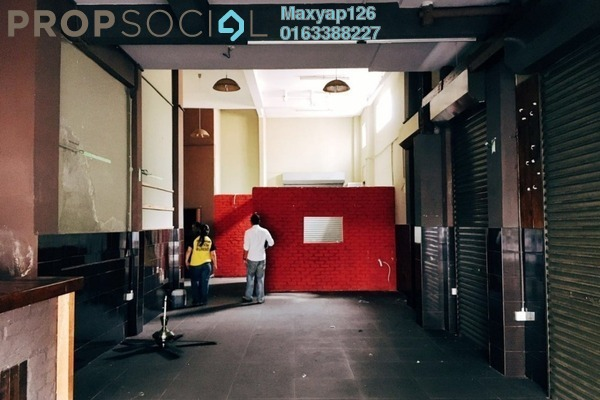 For Rent Shop at Vista Apartment, Damansara Damai Freehold Unfurnished 0R/0B 2.5k
