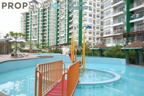 For Rent Condominium at D'Pines, Pandan Indah Leasehold Semi Furnished 3R/2B 1.84k