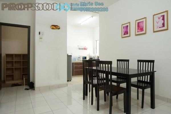 For Sale Apartment at Mutiara Perdana, Bandar Sunway Freehold Fully Furnished 3R/2B 355k