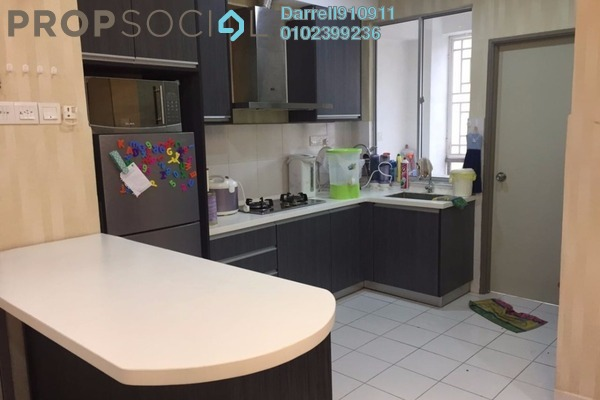 For Rent Condominium at Radius Residence, Selayang Heights Leasehold Fully Furnished 3R/2B 1.5k