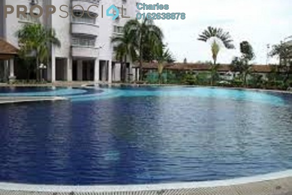For Rent Condominium at Ridzuan Condominium, Bandar Sunway Leasehold Fully Furnished 3R/2B 1.3k
