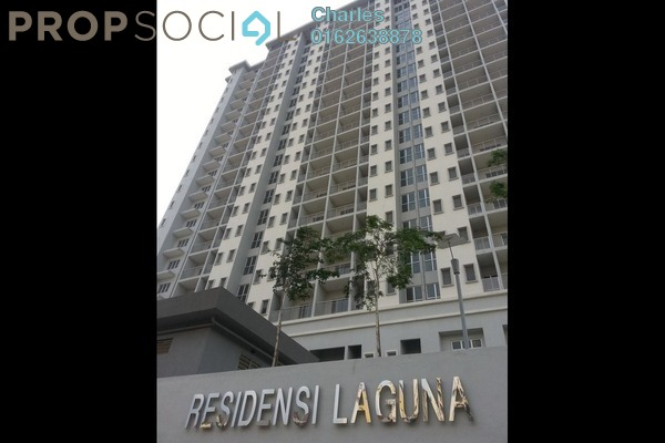 For Rent Condominium at Residensi Laguna, Bandar Sunway Leasehold Fully Furnished 3R/3B 1.7k