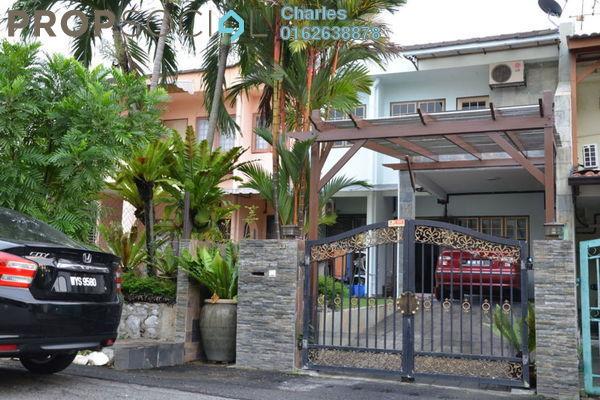 For Rent Terrace at USJ 2, UEP Subang Jaya Freehold Fully Furnished 4R/3B 1.7k
