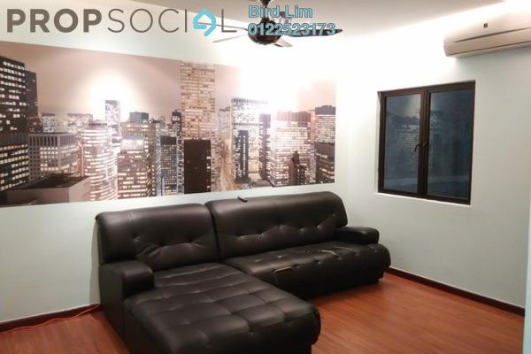 For Rent SoHo/Studio at Saville Residence, Old Klang Road Freehold Semi Furnished 1R/1B 1.26k