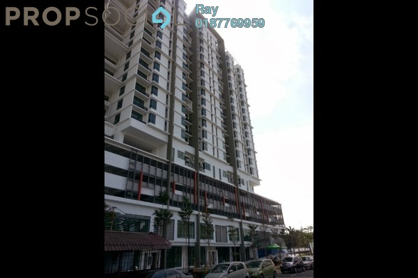 For Rent Condominium at Amaya Maluri, Cheras Leasehold Fully Furnished 2R/2B 1.9k