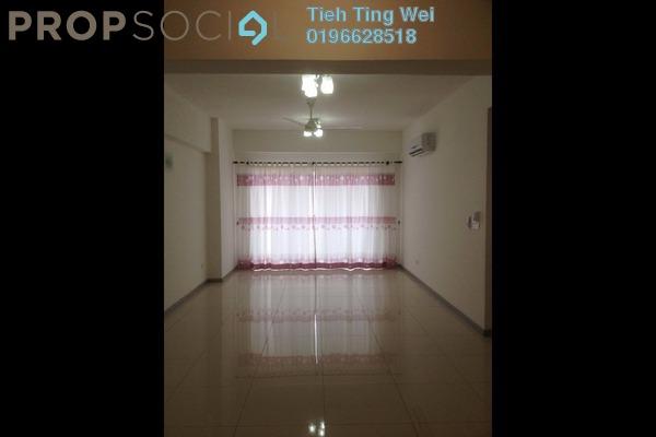 For Rent Condominium at Villa Orkid, Segambut Freehold Semi Furnished 3R/3B 1.8k