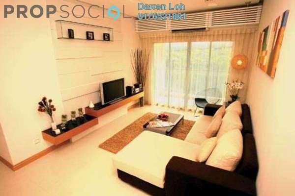 For Sale Condominium at Dynasty Garden, Kuchai Lama Leasehold Semi Furnished 3R/2B 528k