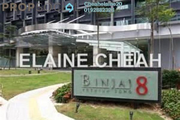 For Rent Office at Binjai 8, KLCC Freehold Fully Furnished 2R/2B 8.7k