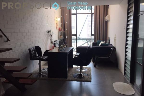 For Sale Condominium at Empire Damansara, Damansara Perdana Leasehold Fully Furnished 1R/2B 430k
