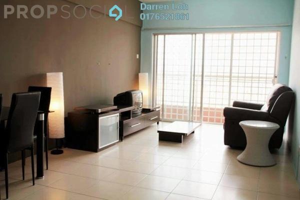 For Sale Condominium at Plaza Medan Putra, Bandar Menjalara Freehold Fully Furnished 4R/2B 400k