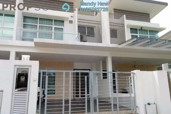 For Rent Terrace at Taman Cheras Idaman, Bandar Sungai Long Leasehold Semi Furnished 4R/3B 1.5k