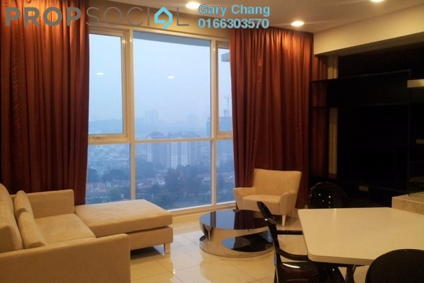 For Rent Serviced Residence at Uptown Residences, Damansara Utama Freehold Fully Furnished 1R/1B 2.5k