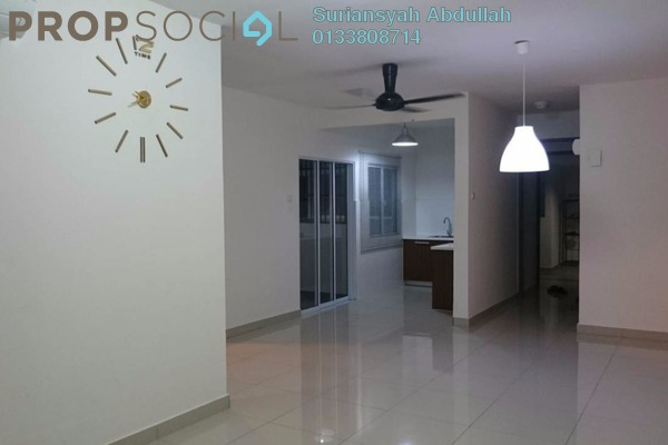 For Rent Condominium at Koi Prima, Puchong Leasehold Unfurnished 3R/2B 1.2k