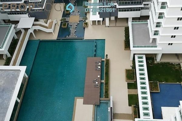For Sale Condominium at The Regina, UEP Subang Jaya Leasehold Semi Furnished 4R/3B 599k