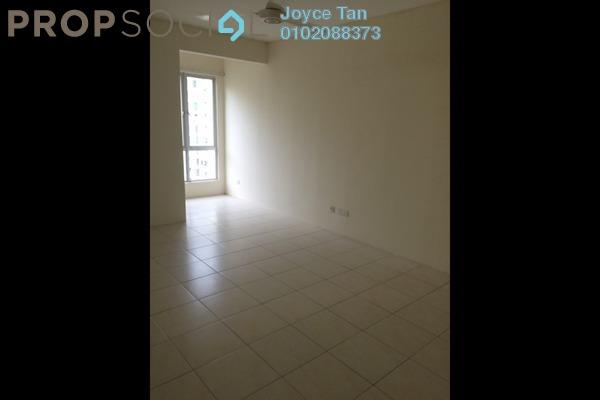 For Rent Condominium at Platinum Suites, KLCC Freehold Semi Furnished 3R/2B 1.7k
