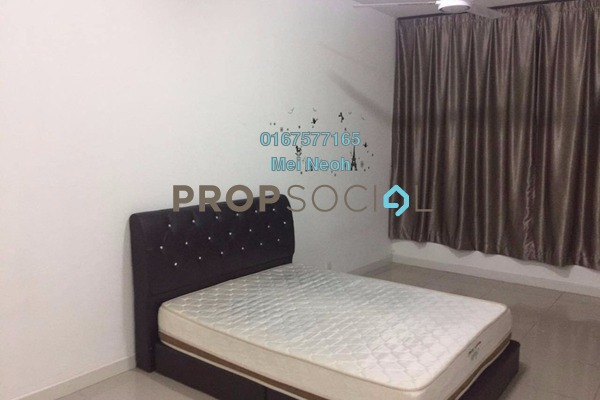 For Rent Apartment at Greenfield Regency, Skudai Freehold Semi Furnished 0R/1B 1k