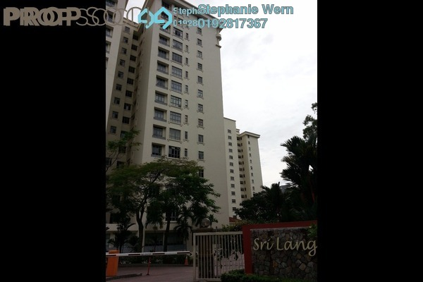 For Rent Condominium at Sri Langit, Seputeh Freehold Semi Furnished 5R/5B 8k