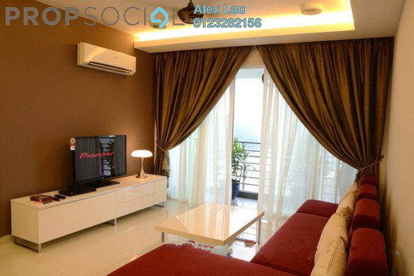 For Rent Condominium at D'Latour, Bandar Sunway Leasehold Fully Furnished 2R/2B 2.7k