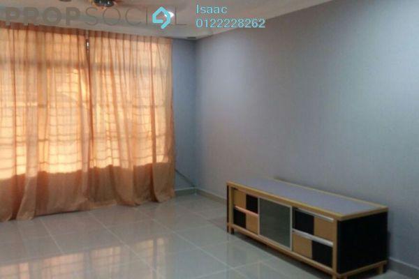 For Rent Terrace at Section 2, Bandar Mahkota Cheras Freehold Semi Furnished 3R/2B 1.3k