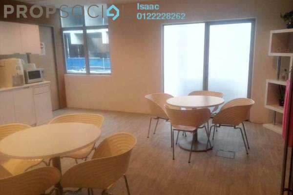 For Rent Office at Wisma RKT, Dang Wangi Freehold Fully Furnished 0R/0B 8.4k