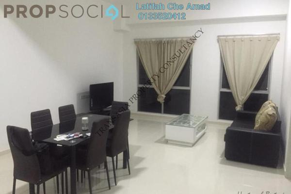 For Sale Serviced Residence at I Residence, Kota Damansara Leasehold Unfurnished 1R/1B 450k