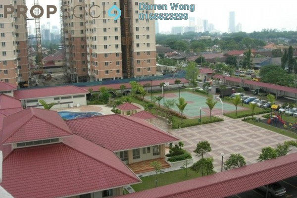 For Rent Condominium at Pertiwi Indah, Cheras Leasehold Fully Furnished 3R/2B 2k