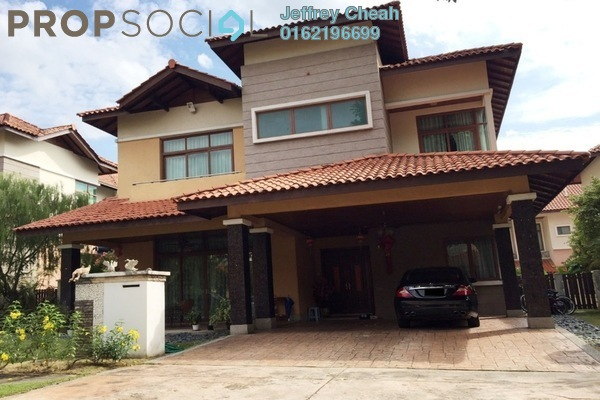 For Sale Bungalow at Duta Nusantara, Dutamas Freehold Semi Furnished 6R/6B 6.5m