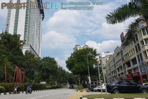 For Sale Office at Perdana The Place, Damansara Perdana Leasehold Semi Furnished 0R/1B 760k