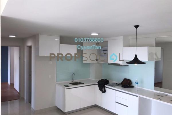 For Rent Condominium at Dex @ Kiara East, Jalan Ipoh Leasehold Semi Furnished 3R/2B 2k
