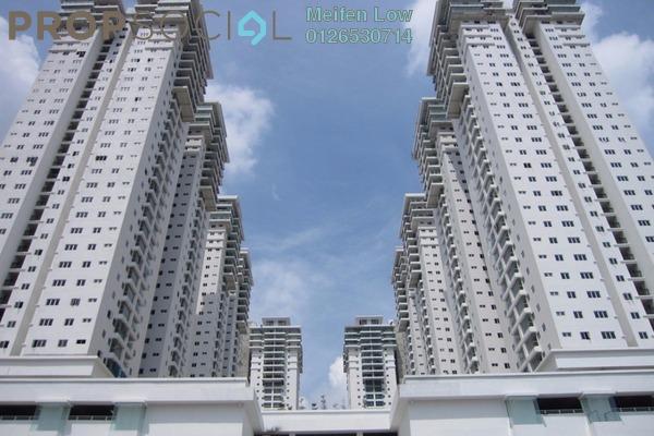 For Rent Condominium at Maxim Citilights, Sentul Leasehold Unfurnished 2R/2B 1.2k