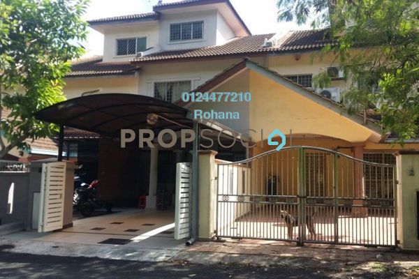 For Sale Terrace at Taman Impian Ehsan, Balakong Leasehold Unfurnished 4R/3B 530k