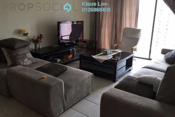 For Rent Condominium at Opal Damansara, Sunway Damansara Leasehold Fully Furnished 2R/2B 2.2k