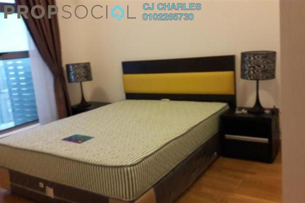 For Rent Serviced Residence at Vortex Suites & Residences, KLCC Freehold Fully Furnished 2R/2B 4k